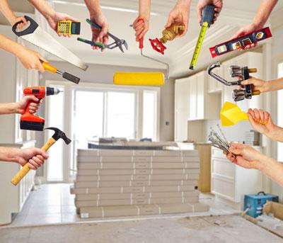 Hösterbjudanden inom shopping och bygghandeln