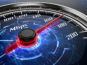 Internet speed providers