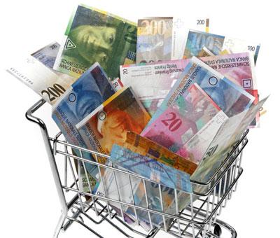 Online Shopping in der Schweiz