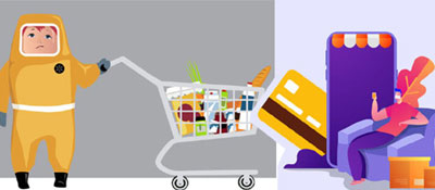 e-commerce w dobie epidemii koronawirusa